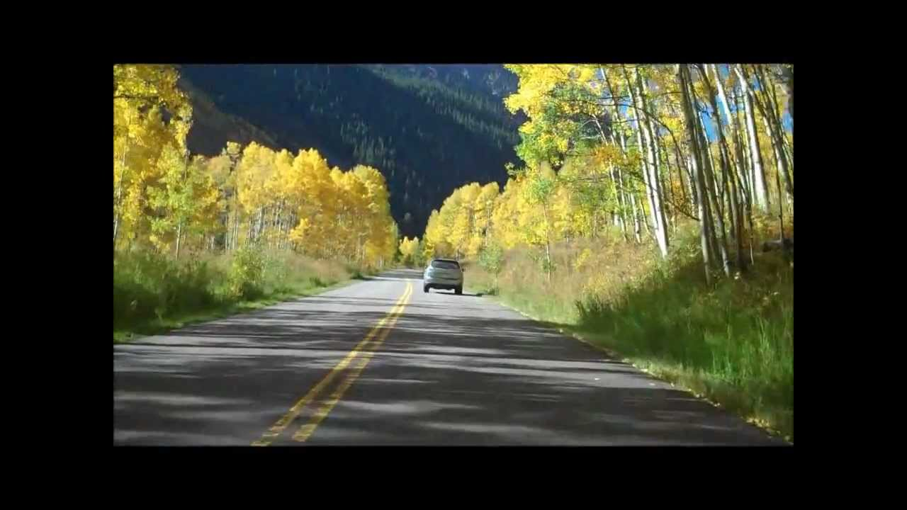 Virtual Tour Of The Maroon Creek Valley