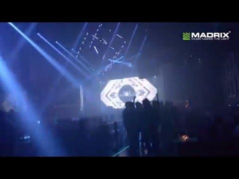 MADRIX professional @ X2 Club Jakarta