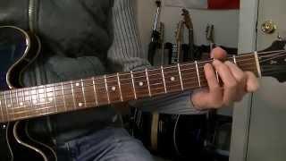 G. Cerati + D. Melero | Hoy Ya No Soy Yo | Guitar Cover HD