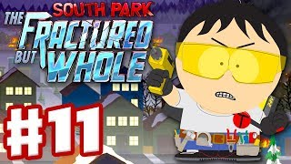South Park: The Fractured But Whole - Gameplay Walkthrough Part 11 - Toolshed Offers Help!
