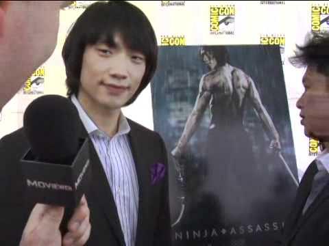 Ninja Assassin - Comic-Con 2008 Exclusive: Rain