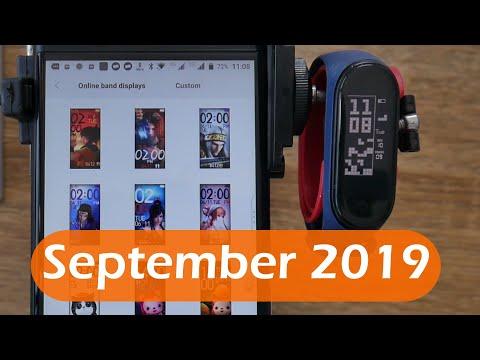 Cara Install Custom Watch Face Mi Band 4 (September 2019) - VS