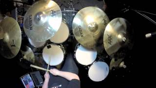 Drew Lettin 39 The Night Roll - Justin Moore - Drum Cover.mp3