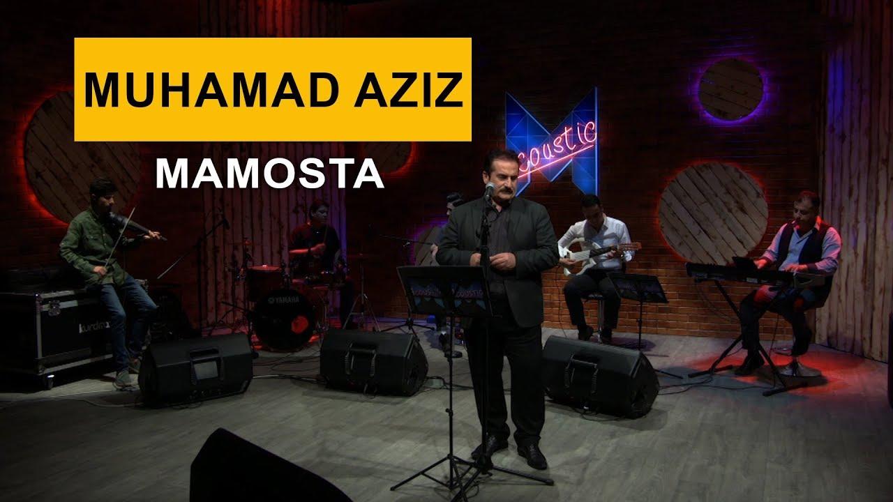 Muhamad Aziz - Mamosta (Kurdmax Acoustic)