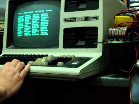 TRS-80 FreHD auto boot menu system
