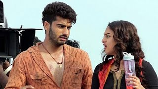 Arjun Kapoor Faces Sonakshi Sinha's Questions | Bollywood News