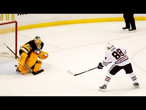 Shootout: Blackhawks vs Penguins