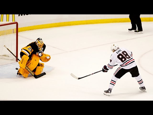 Shootout: Blackhawks vs Penguins