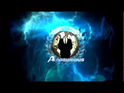 Anonymous 2012 - 世界の真実2012年12月21日黙示録エンド 英語です。
