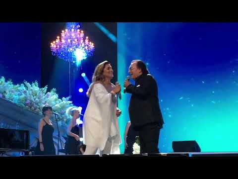 """Al Bano & Romina Power We""""ll live it all again (Moscow 2018)"""