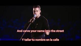 Robbie Williams - Be A Boy | Subtitulado en Español + Lyrics