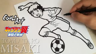 COMO DIBUJAR A TOM / TARO MISAKI | how to draw tom / taro misaki