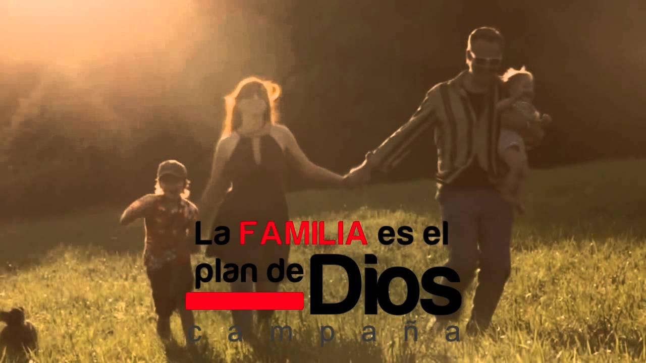 Matrimonio Y Familia En El Proyecto De Dios : Quot la familia es el plan de dios youtube