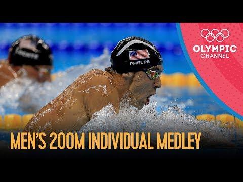 Rio Replay: Men's 200m Individual Medley