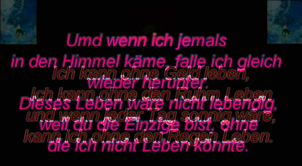 I Like You Auf Deutsch