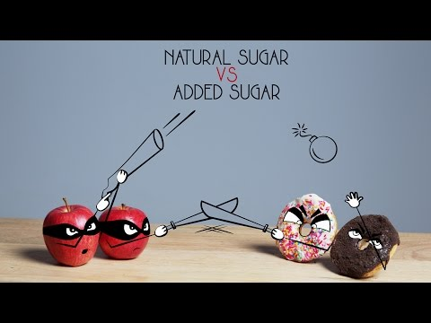 Artificial vs Natural Sugar || The Sweet Truth