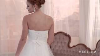 Свадебное платье русалка от VESILNA™ модель 3018