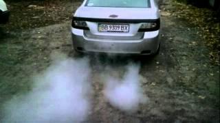 Шевроле Эпика Жор масла или убитый двигатель 2.0