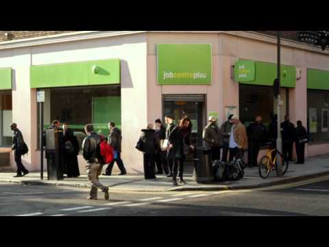 UK unemployment total sees slight fall