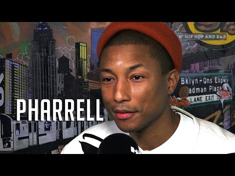 """Pharrell Williams Talks """"Hidden Figures"""" Movie and Who """"Happy"""" Was Originally For"""