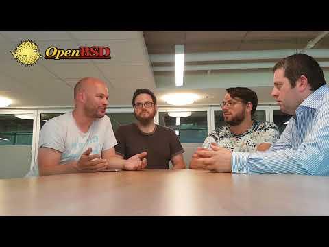 TBW60: #OpenBSD @BSDCAN 2017 Interview