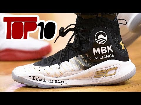 Top 10 Under Armour Curry 4 Shoes Of 2018