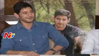Mahesh Babu's humour / quick wit at it's Best