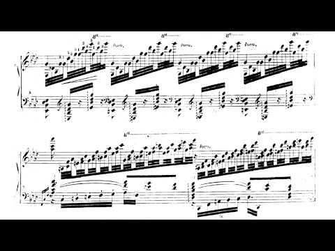 Liszt - Réminiscences De Lucrezia Borgia, S400 (William Wolfram)