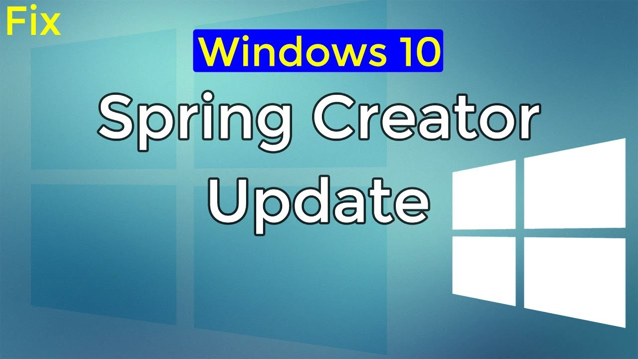 Windows 10 April 2018 Update 1803 Failed to Install [Solved]