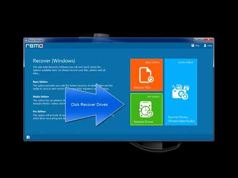 Remo Recover - How To Recover Files Using Remo Recover Free Edition-2018
