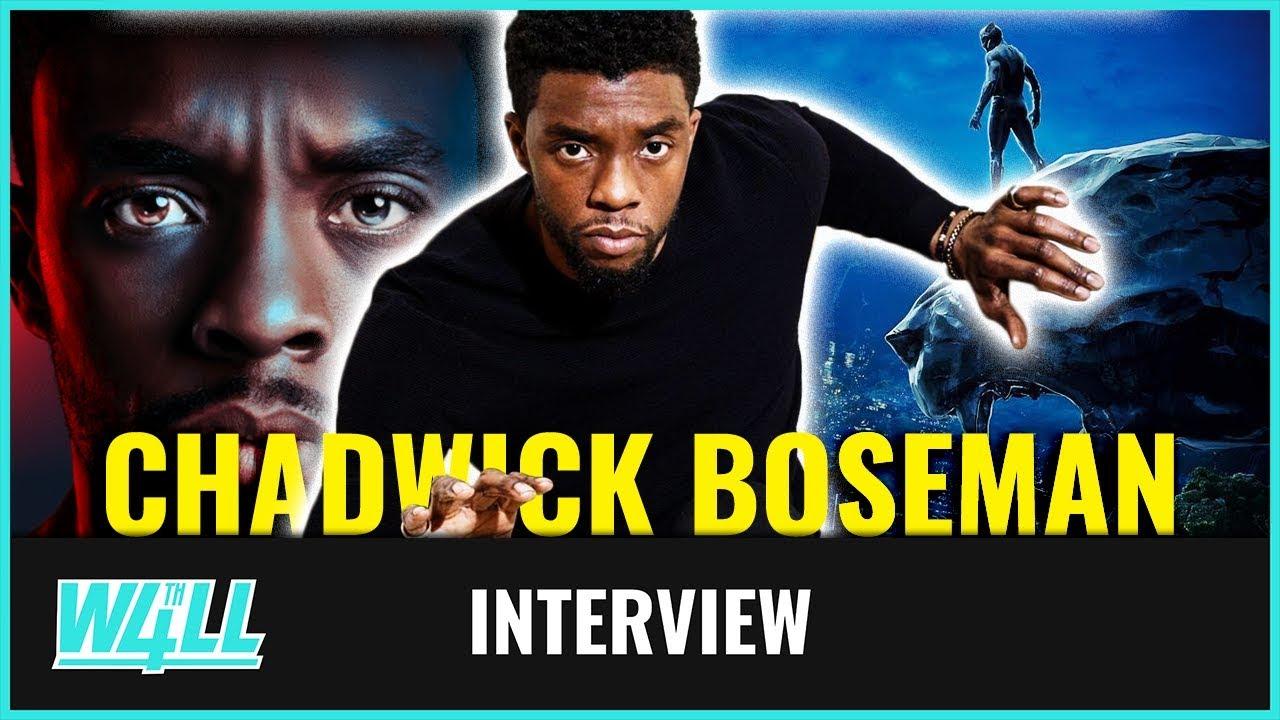 How Chadwick Boseman made '21 Bridges' diverse