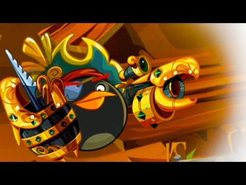 Мультик Игра для детей Энгри Бердс ЭПИК #46 Прохождение игры Angry Birds Злых Птичек #КРУТИЛКИНЫ