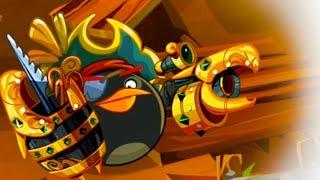 Мультик Игра Энгри Бердс ЭПИК #46 Прохождение игры Angry Birds Злых Птичек #КРУТИЛКИНЫ