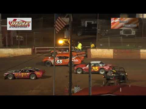 Dixie Speedway Vintage Late Model Feature 8/24/19!