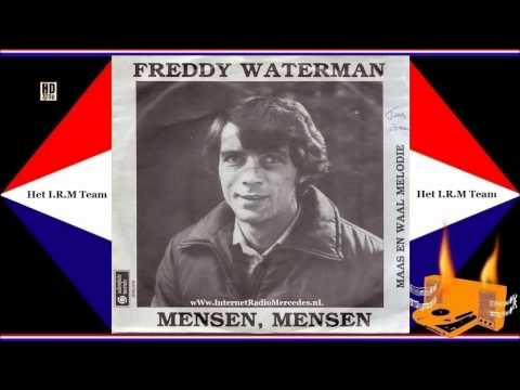 Freddy Waterman -- Mensen mensen -- wWw.PiratenMixen.nL