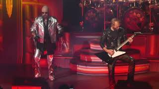 """Guardians Intro & Firepower & Running Wild"" Judas Priest@Anthem Washington DC 3/18/18"
