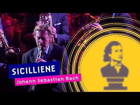 Sicilliene - J.S. Bach | Nederlands Blazers Ensemble