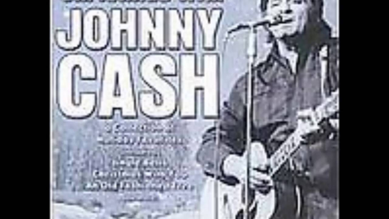 Johnny Cash - I Heard The Bells On Christmas Day - YouTube
