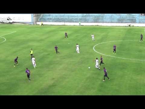 Gol de Stenio Garcia Atacante, Portuguesa 1 X 0 Campos, Carioca Série A 2017