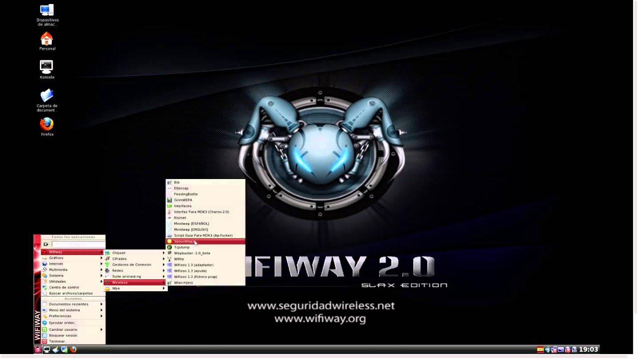 wifiway 2.0.1