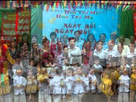 Lễ khai giảng Trường MNTT Trà My - 2011