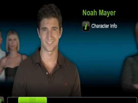 Noah Mayer - Character Info [AsTheWorldTurns.net]
