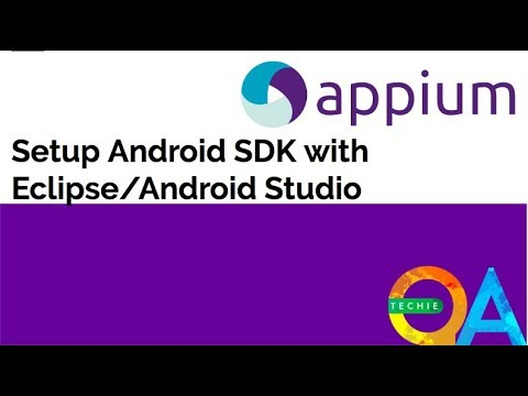 Setup Android SDK With Eclipse/Android Studio