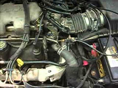 Chevy 3 1 Engine Problem Fuel Pressure Regulator Youtube
