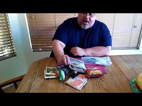 My Homemade MRE -  Saves Money