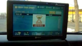 [네비게이션]SK 엔나비 Air Wi-Fi 주유소 업데…
