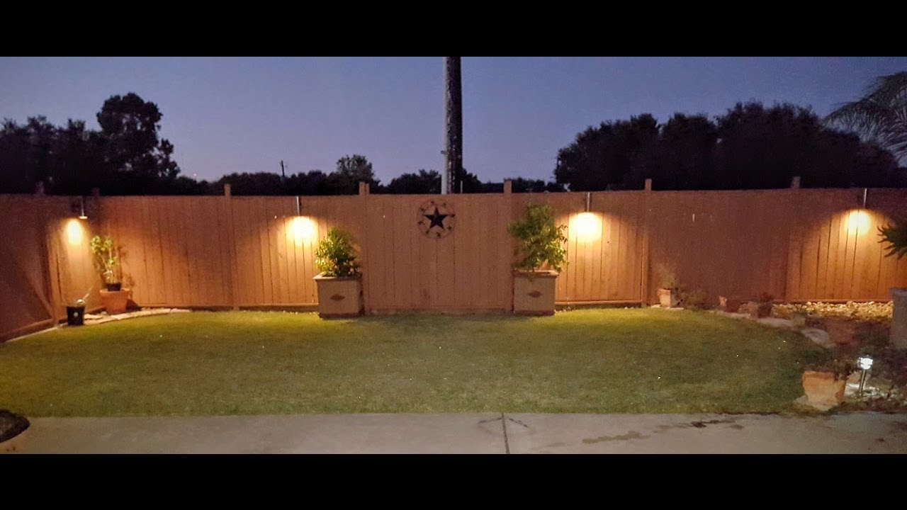 DIY $5 PVC LED Landscape Lights  YouTube