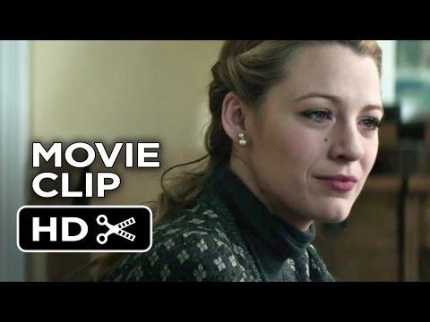 The Age of Adaline Movie CLIP - Heartbreak (2015) - Blake Lively Romantic Drama HD