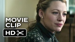The Age of Adaline Movie CLIP - Heartbreak (2015) - Blake Lively Romantic Drama HD
