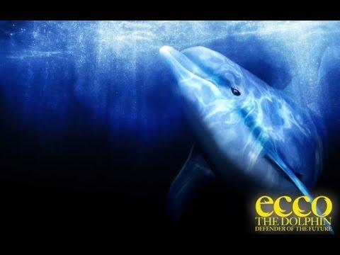 Ecco the Dolphin: Defender of the Future - Глава: Остров спокойствия ур: 8
